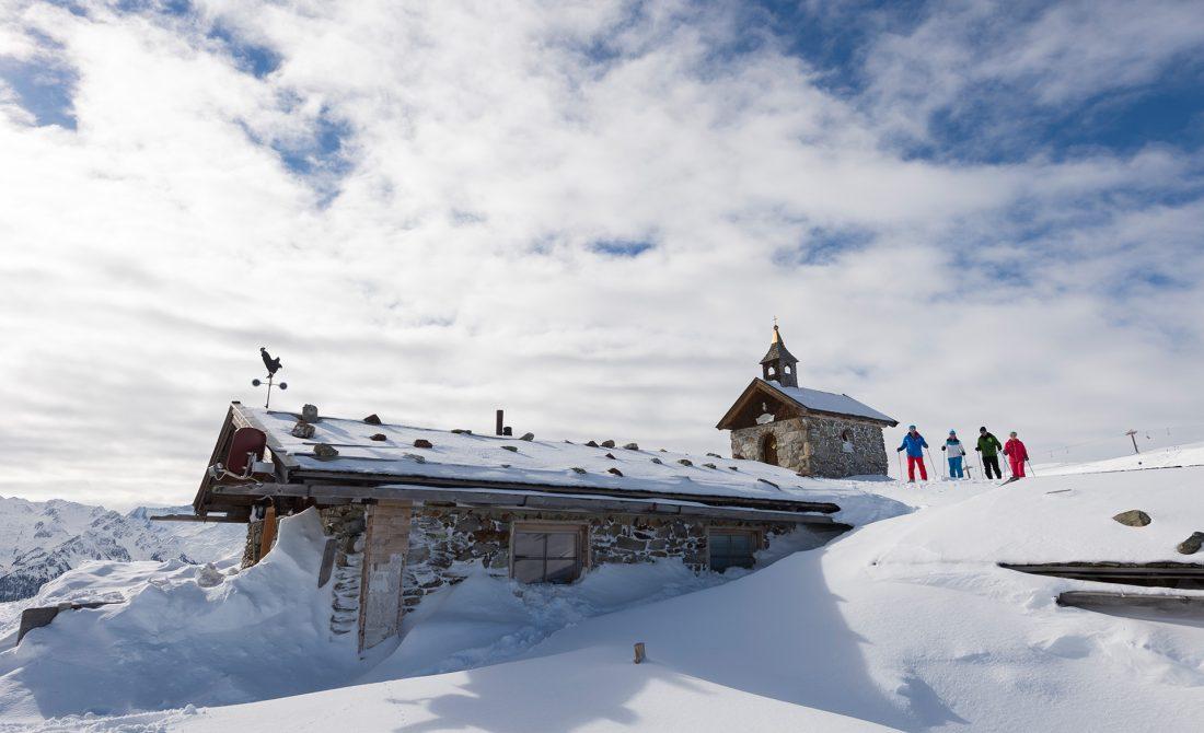 Aktivitäten Skifahren 2