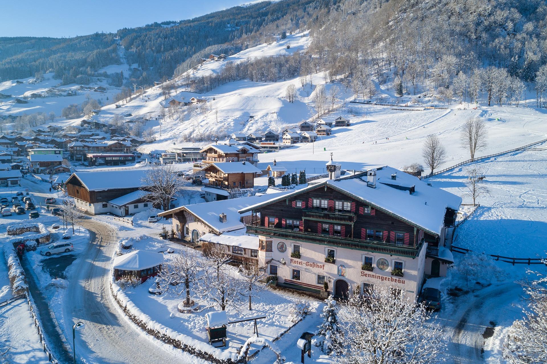 Ausflugsziele rund um Bramberg am Wildkogel - Die Top 20